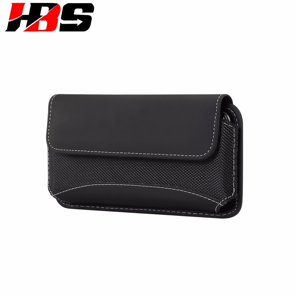 Phone <font><b>Case</b></font> For HTC Desire 626 626G 628 650 728 820 D820 With <font><b>Belt</b></font> Clip Waist Pouch Holster Durable Oxford Cloth Horizontal Bag image