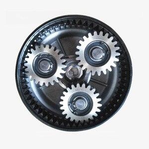 Image 3 - Triciclo eléctrico motor de equipo CC sin escobillas de alto torque, DC48V 60V 500 1000W 2800rpm triciclo eléctrico de alta velocidad motor de CC, J18492