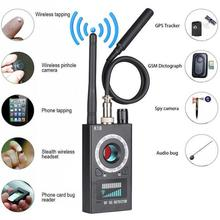 K18 GSM Detector Camera Finder Mini Wireless Audio Full-Range Anti-spier RF Signal Radio Wave Smart Remote Control  #2 new rf wireless signal radio detector audio bug tracer finder 100mhz 2600mhz 1 10m detecting range security
