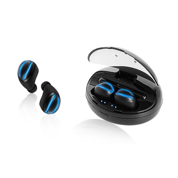 Wireless Bluetooth 5.0 Earphones TWS Earbuds Stereo Sound Headphones Sports Headsets DSP Noise Cacellation with Mic Charging Box