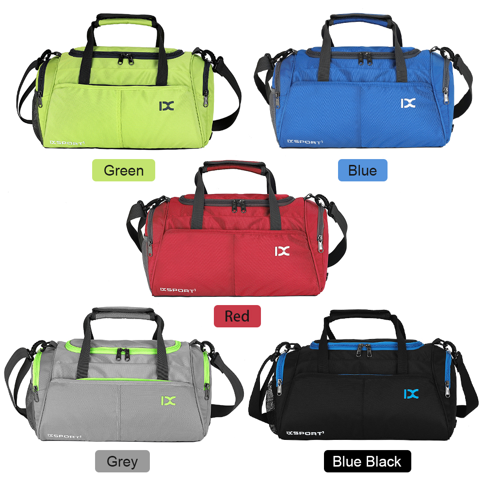18L Waterproof Travel Duffele Bag With Separate Shoe Compartment For Men Women Sports Gym Tote Bag Camping Hiking Bag