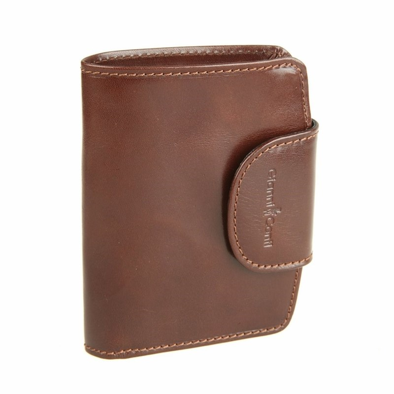 Coin Purse Gianni Conti 908035 Brown