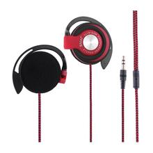 4 Colors High Quality 3.5mm Mp3 Stereo Computer Mobile Phone Universal Subwoofer Headset Heavy Bass Headphone Earhook Earphone цены