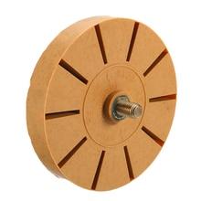 3,5 дюйма, 90 мм, универсальный резиновый ластик, колесо для удаления клея Автомобиля, клейкая наклейка в тонкую полоску, графический инструмент для ремонта авто краски