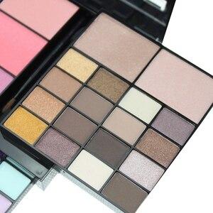 Image 5 - Box Set maquiagem 74 Kits de Maquiagem Para As Mulheres de Cor Combinação Kit Sombra Batom Brilho