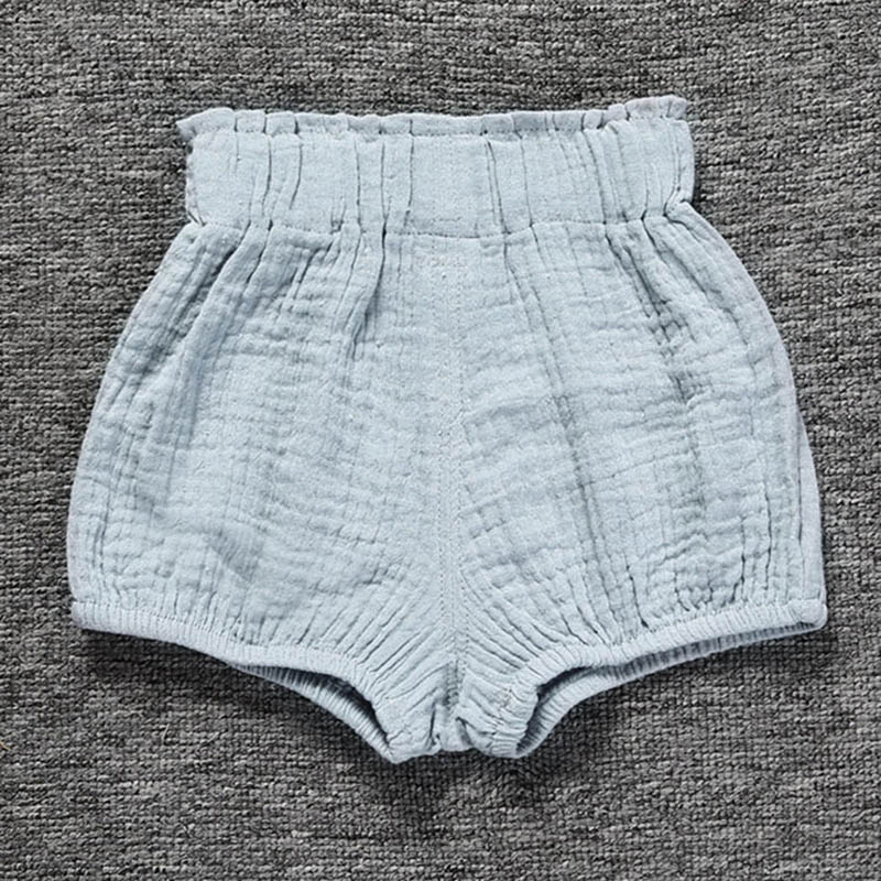 Newborn Toddler Kids Baby Cotton Bottom Infant Bloomer Briefs Diaper Cover Panties YJS Dropship in Shorts from Mother Kids