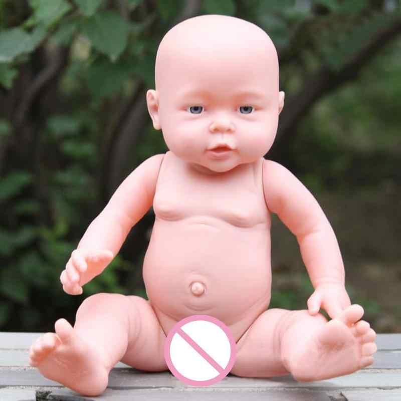 Детская кукла-имитация, мягкая детская кукла-Реборн, игрушка для новорожденного мальчика и девочки, подарок на день рождения, эмуляция кукол, детский подарок, кукла 41 см