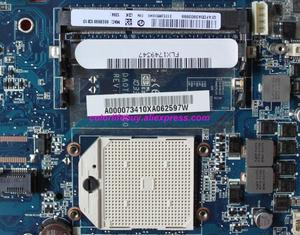 Image 3 - Genuine A000073410 DA0TE3MB6C0 REV:C Laptop Motherboard Mainboard for Toshiba L645 L645D Notebook PC