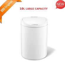 Xiaomi ZT -10 - 29S 10L Home Intelligent Sensor Trash Can On-Key Control Adjustable Distance Energy Efficient From Xiaomi Youpin(China)