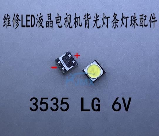 BIG SALE] FOR replace LG Innotek LED replace LED Backlight 2W 6V