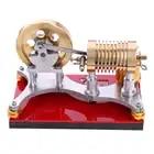 Пламенный ликер Пожиратель маховик перемешивание двигатель генератор Science kits обучающая игрушка
