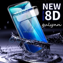8D Full Curved Hydrogel Protective Film On The For Huawei Honor 10 8X 7X 9 Screen Protector Mate 20 P20 P 30 Lite Pro
