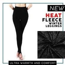 025a20298a6 Newly Women Heat Fleece Winter Stretchy Leggings Warm Fleece Lined Slim  Thermal Pants(China)