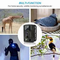 16MP Photo Traps Email MMS GSM 1080P Night Vision Hunting Traps Wild Hunting Camera Trail Camera Wildlife Camera chasse