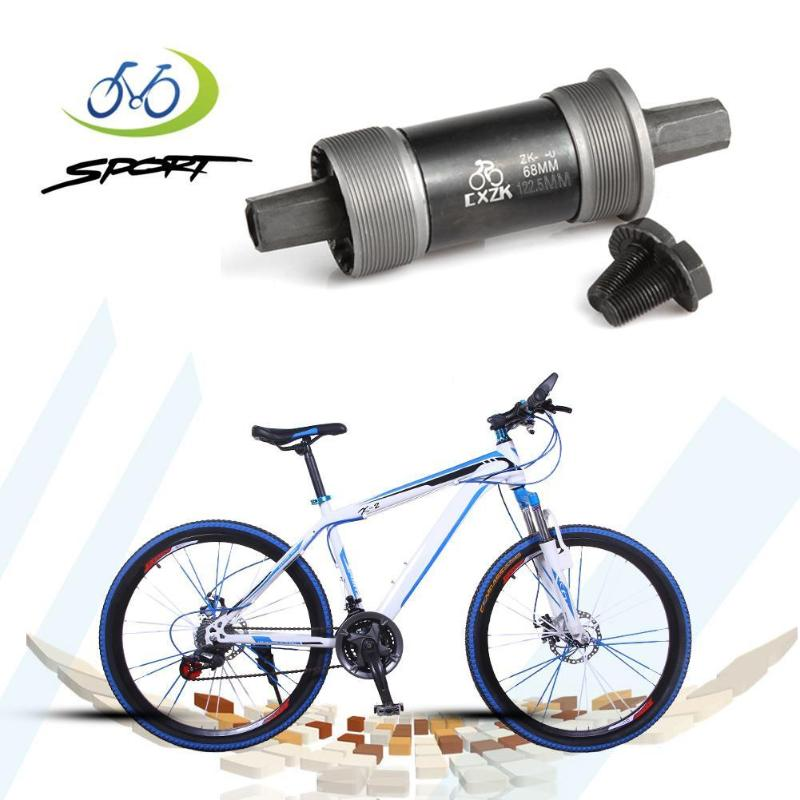 MTB Mountain Road Bike BMX Bottom Bracket Waterproof Axis Bicycle Parts For Square Tapered Spindle Crankset Bike Parts