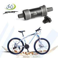 Suporte inferior da bicicleta quare buraco manivela eixo central peças para o quadrado eixo cônico pedaleira mtb mountain road|Suportes inferiores| |  -