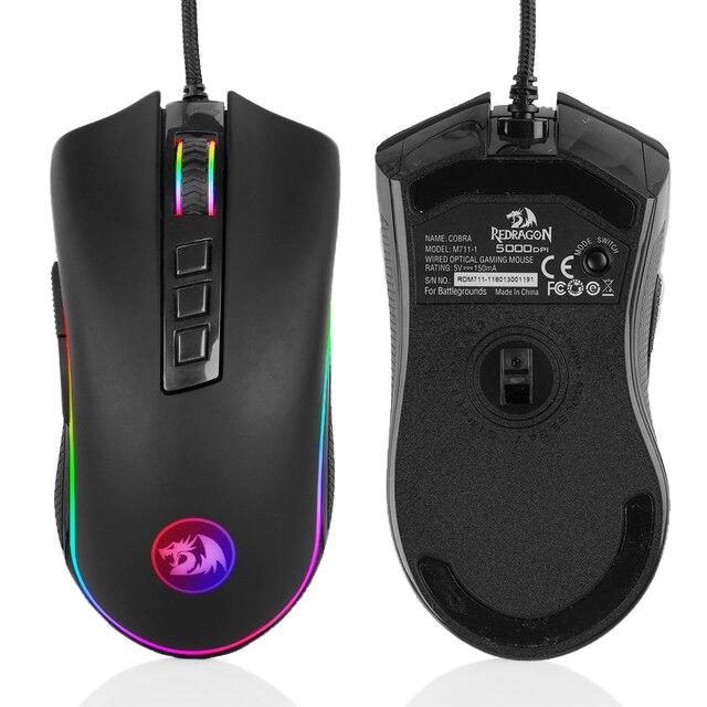 Redragon M711-1 Gaming Mouse 3
