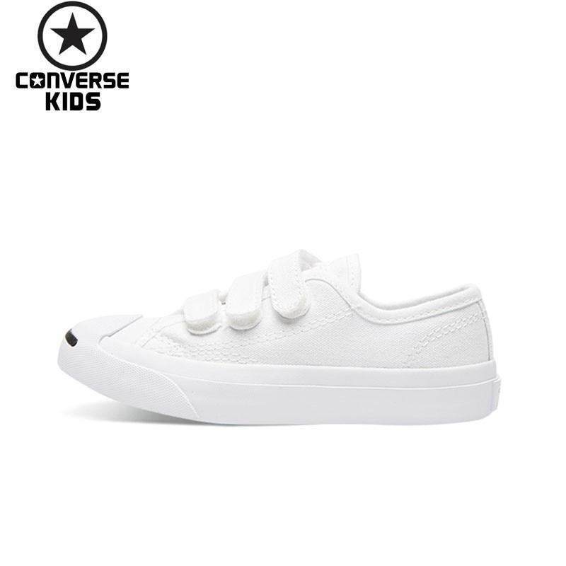 CONVERSE Kids Shoes Classic Hatch Laugh Low Help Magic Subsidies Boys Girl Canvas Shoe 361308C-H-R converse kids shoes black star arrows low help magic subsidies canvas shoes 660743c h