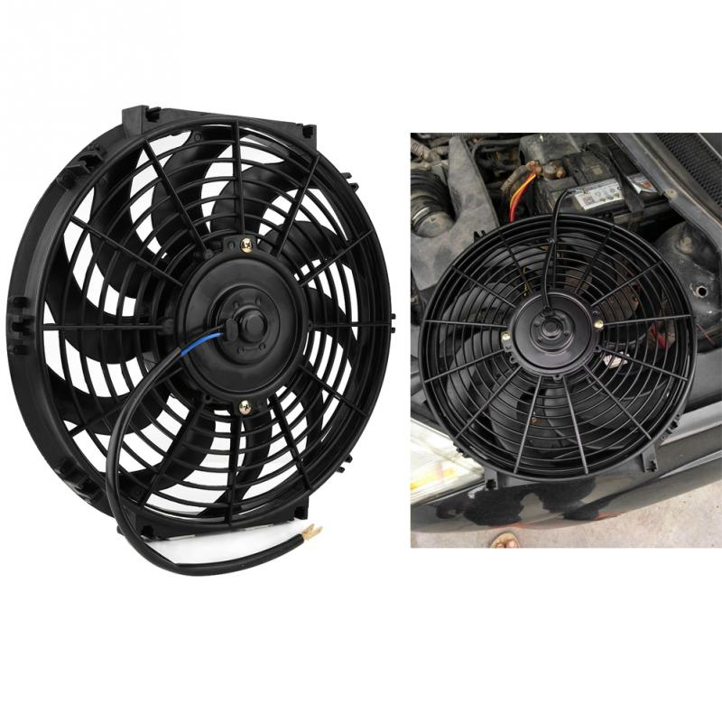 10 Inch Universal 12v 80w Slim Reversible Electric Radiator Auto Fan Push Pull With Mounting Kit Type S 10 Ht-fan10 And To Have A Long Life. Intelligent Hypertune Back To Search Resultsautomobiles & Motorcycles Fans & Kits