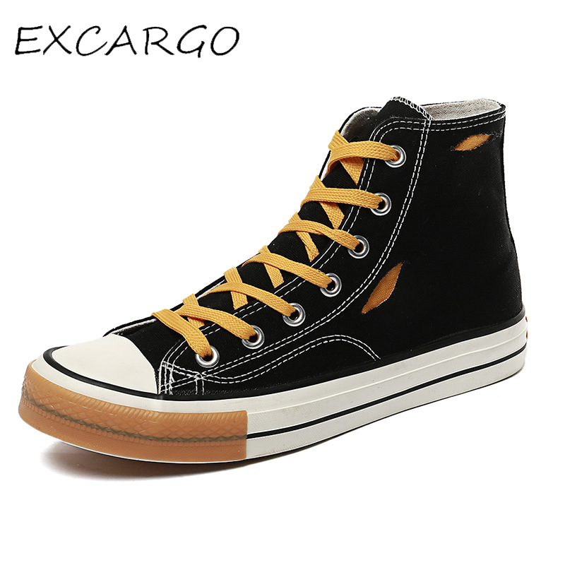 Cheap Canvas High Top Sneakers