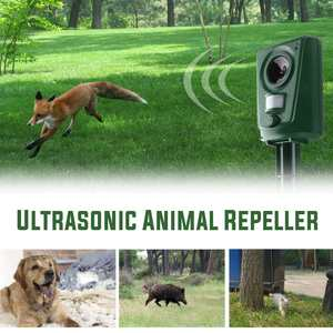 Waterproof Ultrasonic Animals