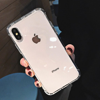 Shockproof Clear Case iPhone Xs Max