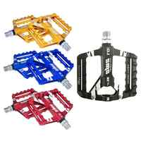Durable Aluminium Alloy Road Bike Pedals Ultralight MTB Bearing Bicycle Pedal Bike Accessories