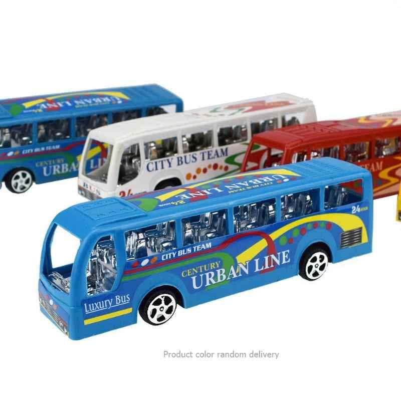 Plastic Auto Speelgoed Kinderen Kids Racing Pull Back Auto Vrachtwagen Voertuig Jongen Geschenken Speelgoed Voertuigen Voor Kinderen Onderwijs Kerstcadeau