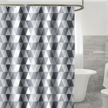 Curtains for Bathroom Waterproof Polyester Fabric Moldproof Bath Curtain with Hook Four Size Shower Curtain for Bathroom yves saint laurent yvresse туалетная вода yvresse туалетная вода