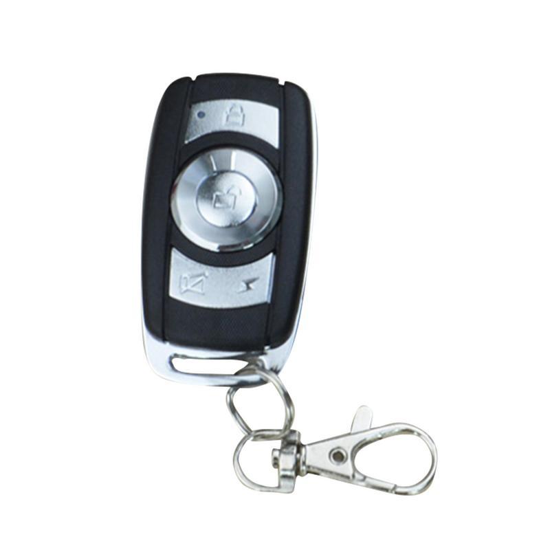 12 V Intelligent un bouton système de démarrage alarme de voiture de sécurité passif sans clé entrée à distance démarrage à distance automatique verrouillage Central Push - 2