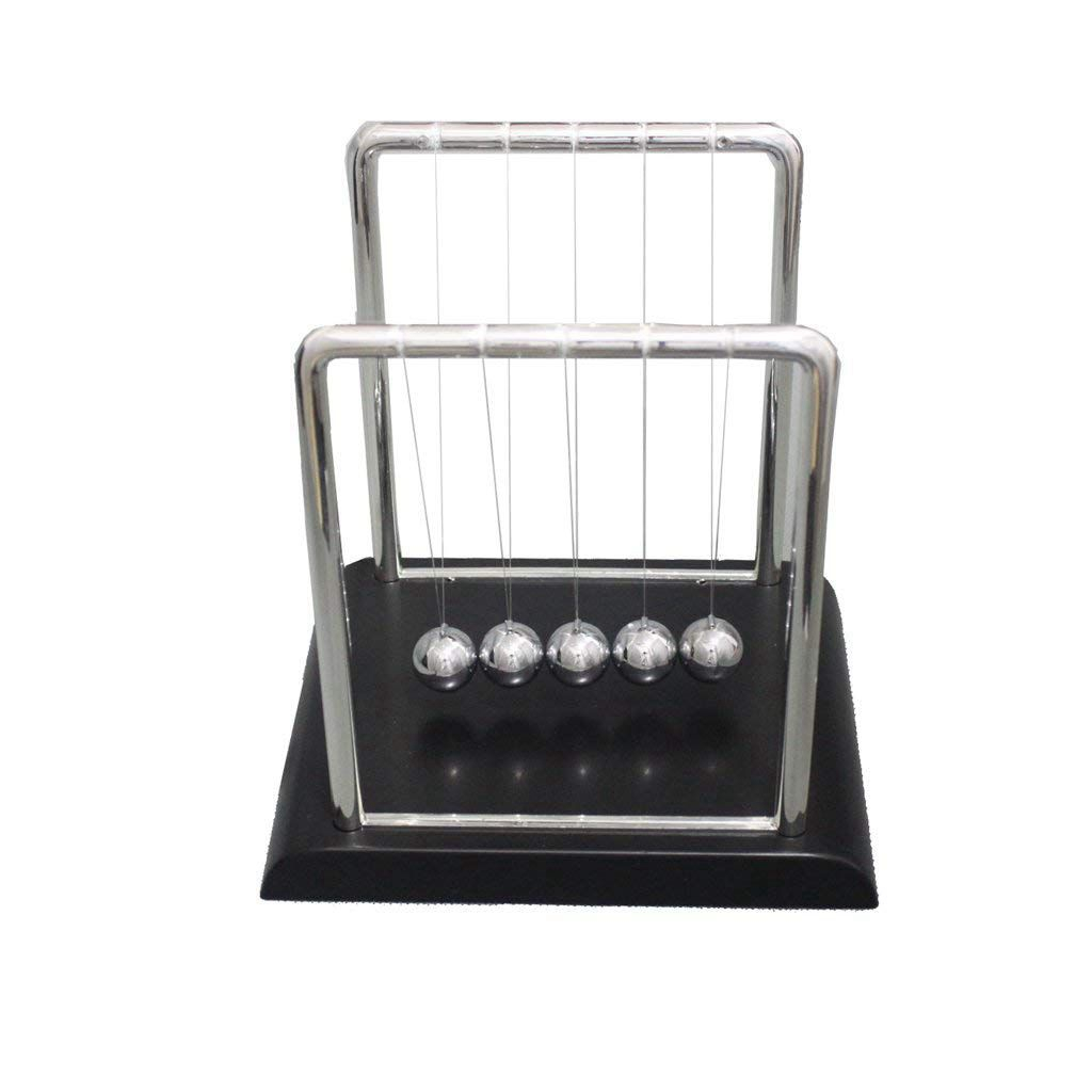 Desktop Decoration Set Newtons Cradle Physics Mechanics Science Toys Balance Balls Desk Decoration Home Office SupplyDesktop Decoration Set Newtons Cradle Physics Mechanics Science Toys Balance Balls Desk Decoration Home Office Supply