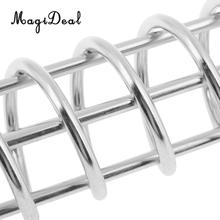 MagiDeal Heavy Duty Stainless Steel Boat Anchor Dock Line Mooring Spring for Flatable Fishing Canoe Kayak Boat Dinghy Yacht
