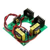 NEW 110V 50W Ultrasonic Generator Power Supply Module + 1pc 40K Ultrasonic Transducers Vibrator