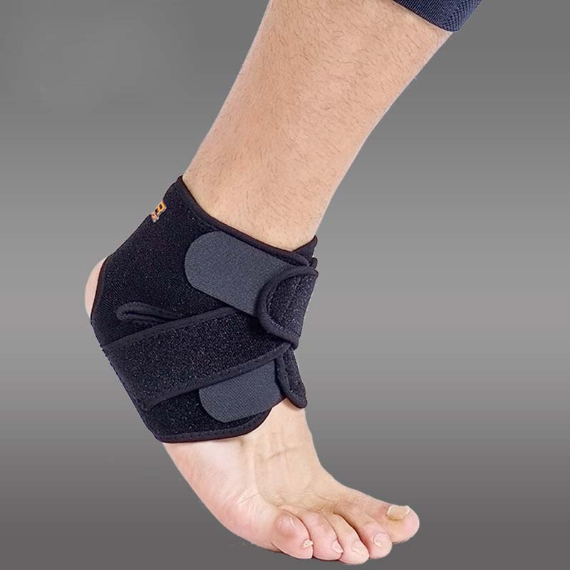Ankle Support Qualified 2pcs/lot Breathable Ankle Support Gym Running Protection Black Foot Bandage Hiking Trekking Ankle Brace Band Guard Back To Search Resultssports & Entertainment