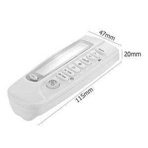 Image 5 - Hot Universal Air Conditioner Remote Control Replacement A/C Remote Control for Samsung ARC 410 ARH 401 ARH 403 ARH 415 ARC 4A1