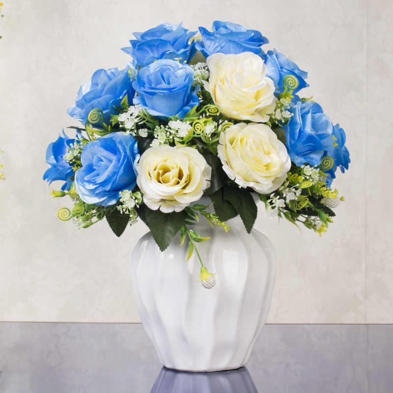 Ozdobne vaso para casa dekoratif vazo pour jarrones decorativos moderne teraryum accessoires de décoration de la maison moderne vase à fleurs
