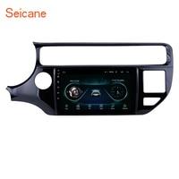 Seicane Android 8.1 Car wifi GPS Multimedia Player For KIA Rio 2012 2013 2014 2015 LHD car dvd Navi radio Video Audio Car Player