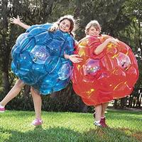 Inflatable PVC Bumper Ball Body Zorbing Ball Zorb Bubble Soccer for Park Party Beach BBQ Picnic Outdoor Kids Children Adult Toy
