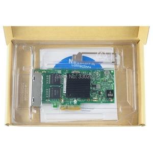 Image 5 - FANMI I350 T4 tarjeta de red Gigabit Ethernet pci express X4, adaptador de servidor intel I350AM4, 4 puertos