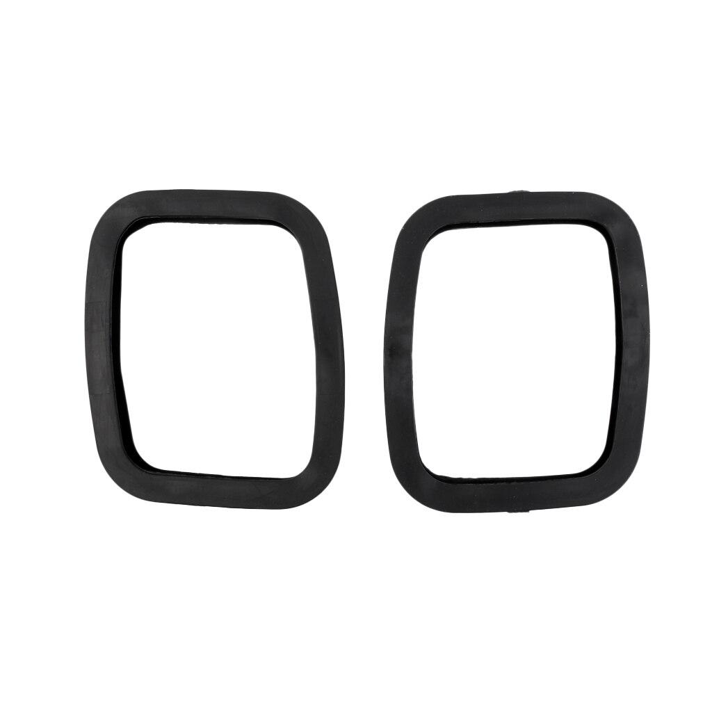 Adulto Longboard Tabla 1 par de caucho negro de carretera deriva patines en línea borde de la placa para los patines de accesorios
