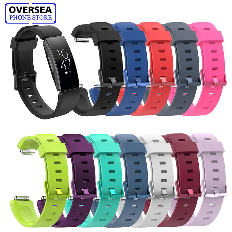 Watch Band For Fitbit Inspire Band Correa Pulsera Actividad HR Activity Tracker Smartwatch Replacement WatchBand Wrist Strap