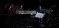 120 град. водонепроницаемый цвет камера CCD обратный резервного копирования автомобиль грузовик камера с ик ночного видения бесплатная доставка