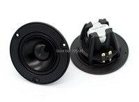2 pcs melo david audio VIFA 3 inch 3inch NE95 04 fullranger full range for HIFI AV CAR woofer speaker desk audio