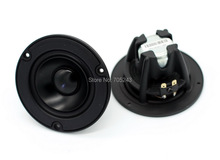 2 pcs melo david audio   VIFA 3 inch  3inch NE95 04 fullranger full range  for HIFI AV CAR woofer speaker  desk audio
