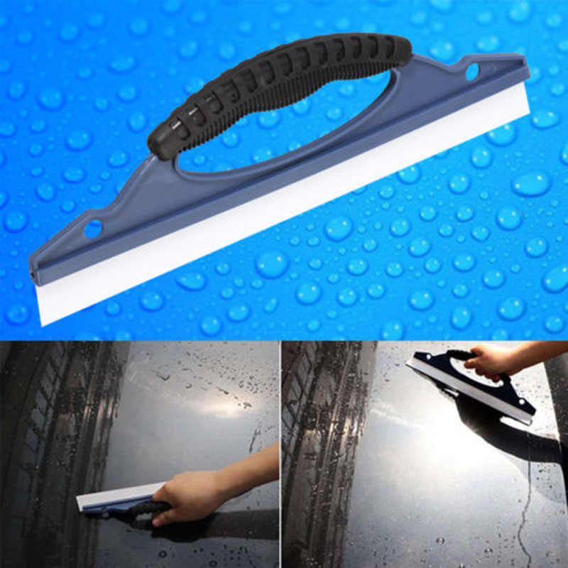 Car Glass For Shower Household Window Squeegee Silicone Blade Portable Cleaner