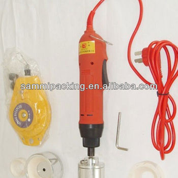 Free shipping by Fedex/DHL, Very Affordable Hand held Electric Capping Machine  Capping Range 10-50mm