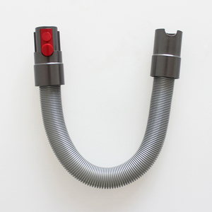 Image 1 - 1 PC. High Quality Telescopic Extension Hose for Dyson V7 V8 V10 Wireless Vacuum Cleaner replacement part flexible tube