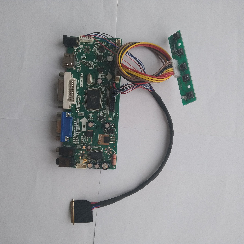 VGA DVI Audio LCD lvds Controller Driver Board Kit For N156BGE L11 HDMI