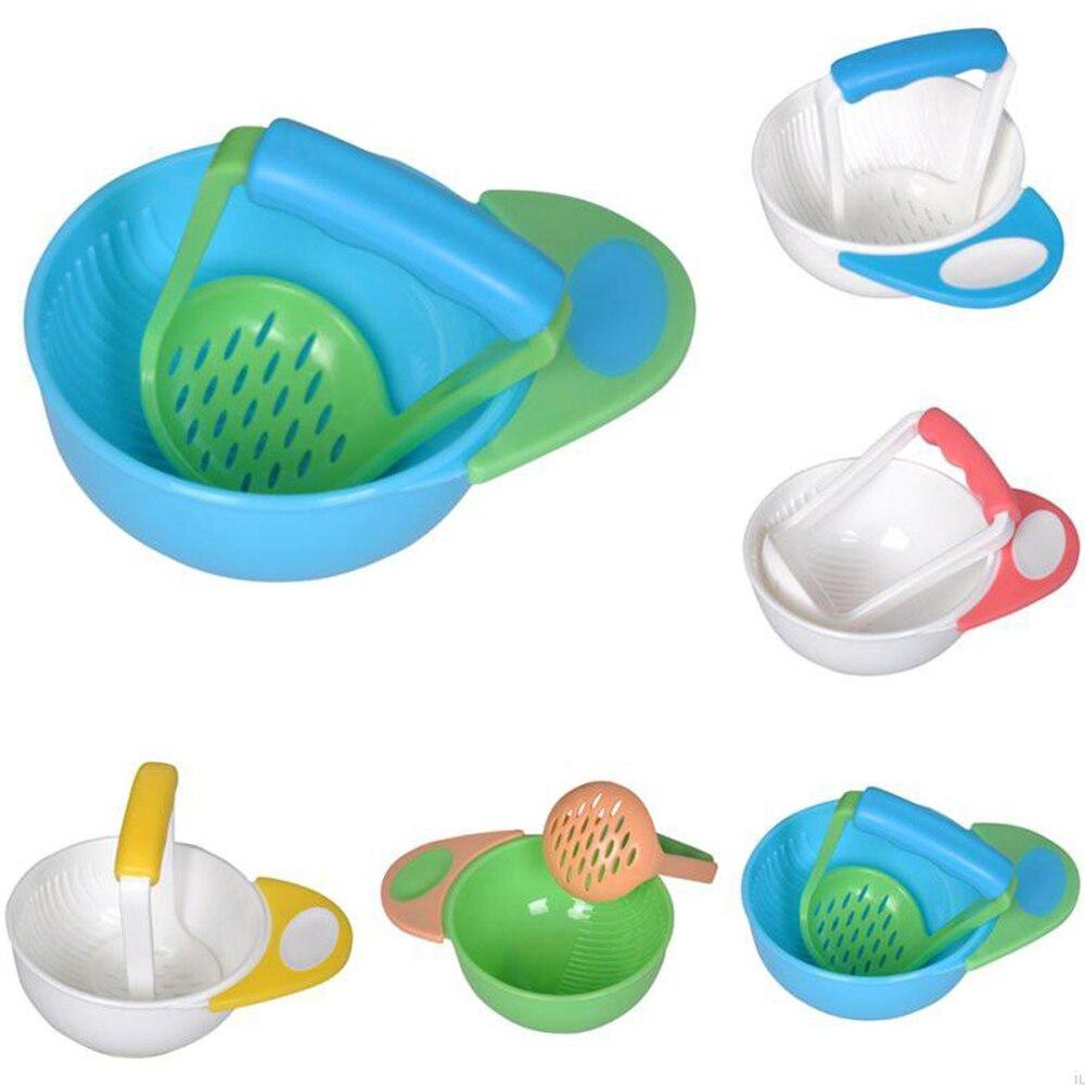 Детские Обучающие блюда, шлифовальная чаша, шлифовальная пищевая добавка, круглый синий+ зеленый ПП, многоцветная каша, фрукты, овощи, здоровый ребенок