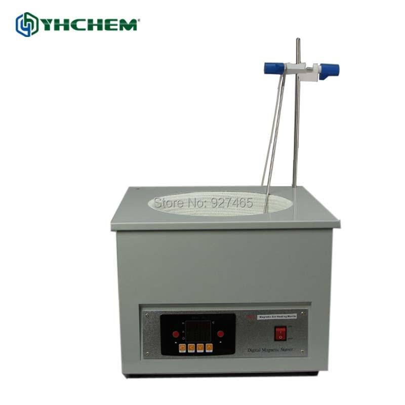 YHChem Новый ZNCL TS 10000 лабораторное оборудование самонастройки Отопление Мантия для нагрева и перемешивания